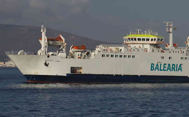 Balearia Amman ferry