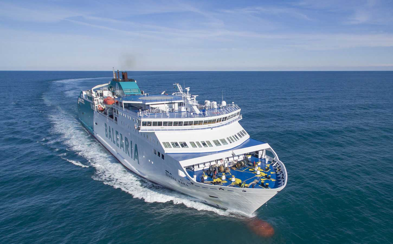 Balearia Bahama Mama ferry