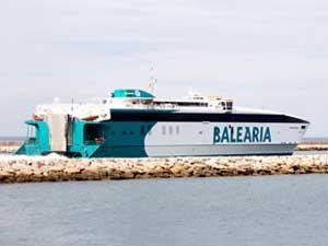 Balearia - Cecilia Payne