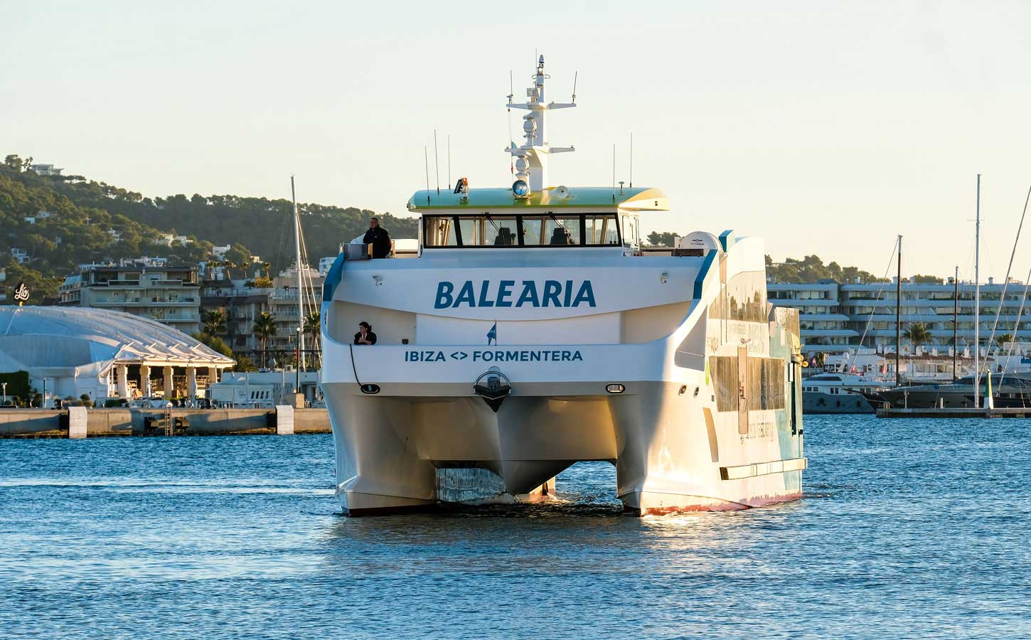 Balearia Eco Aire ferry