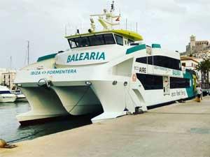 Balearia - Eco Aire