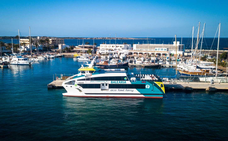 Balearia Eco Aqua ferry