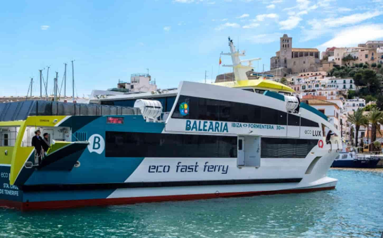 Balearia Eco Lux ferry