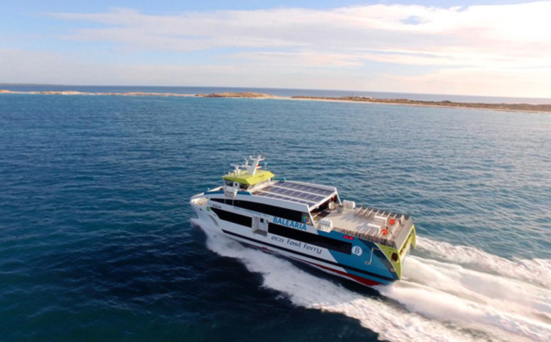 Balearia Eco Terra ferry