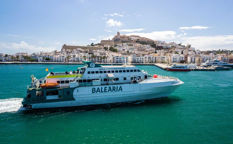 Balearia Formentera Direct fast ferry