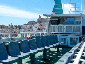 Balearia Formentera Direct Solarium