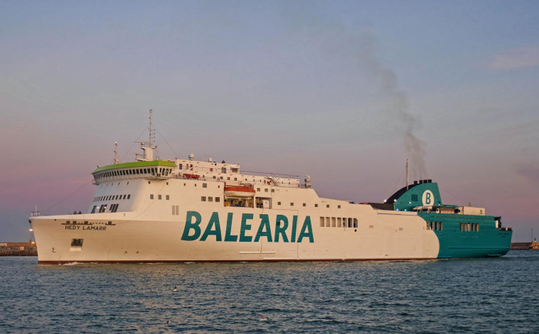 Balearia Hedy Lamarr ferry