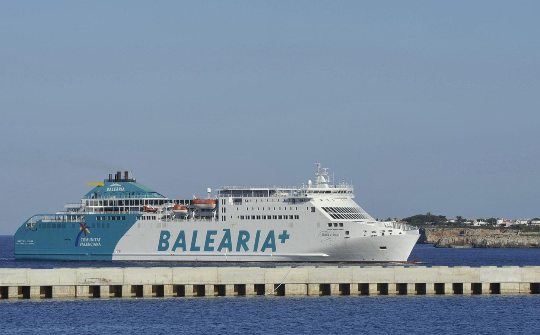 Balearia Martín i Soler ferry