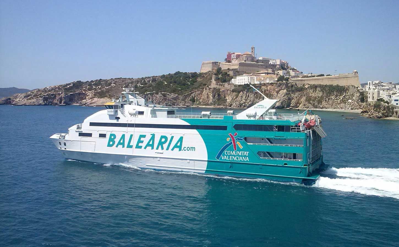 Balearia Nixe fast ferry