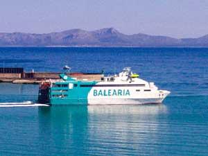 Balearia - Nixe