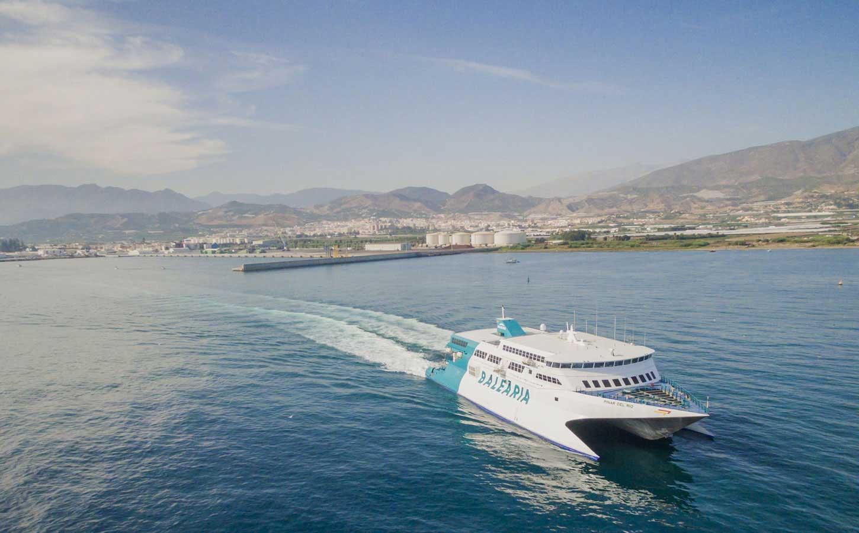 Balearia Pinar del Río ferry