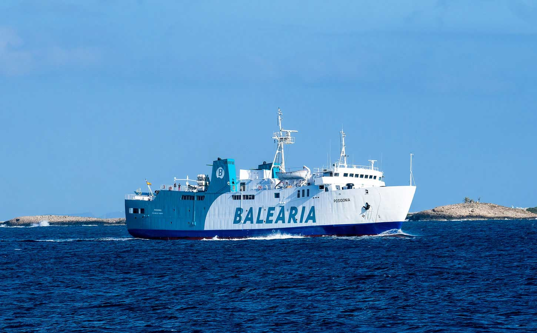 Balearia Posidonia ferry