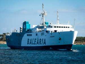Balearia - Posidonia