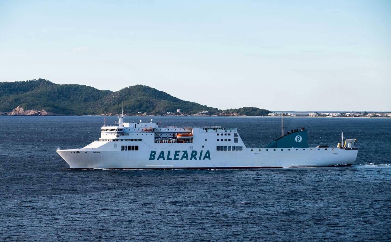 Balearia Sicilia ferry