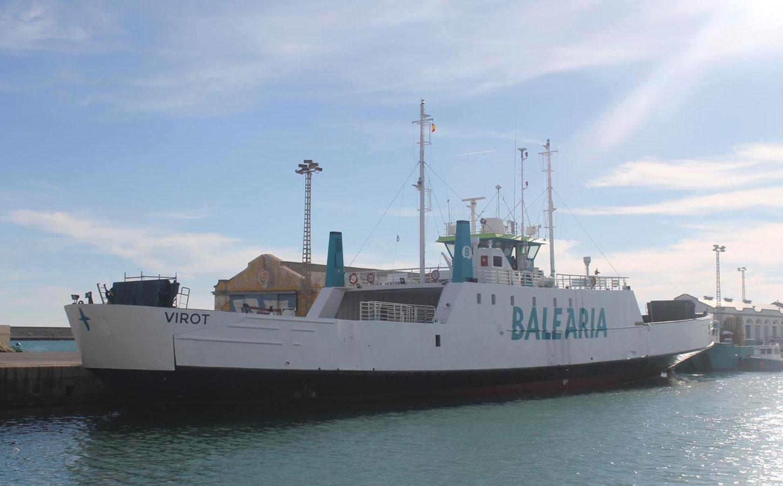 Balearia Virot ferry