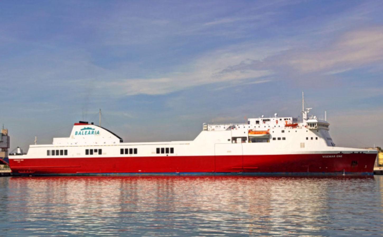 Balearia Visemar One ferry
