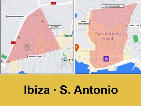 Noticias de última hora sobre el confinamiento de barrios en Ibiza y San Antonio (Ibiza) el viernes, 02 de Octubre de 2020