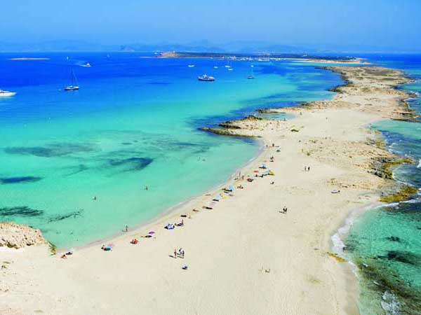 Excursión Denia Formentera
