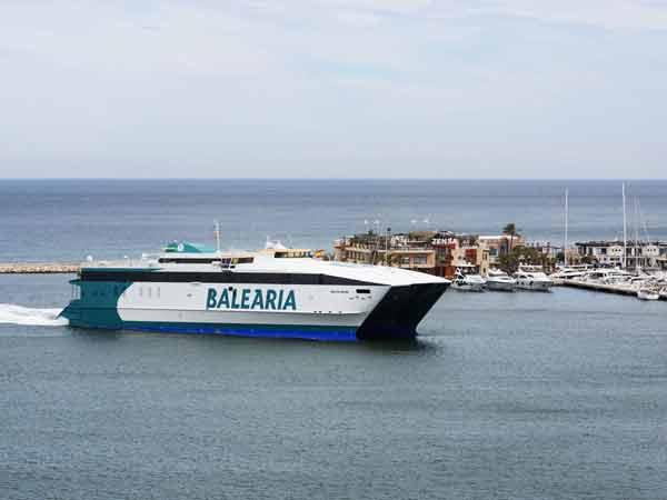 Excursion Palma Formentera