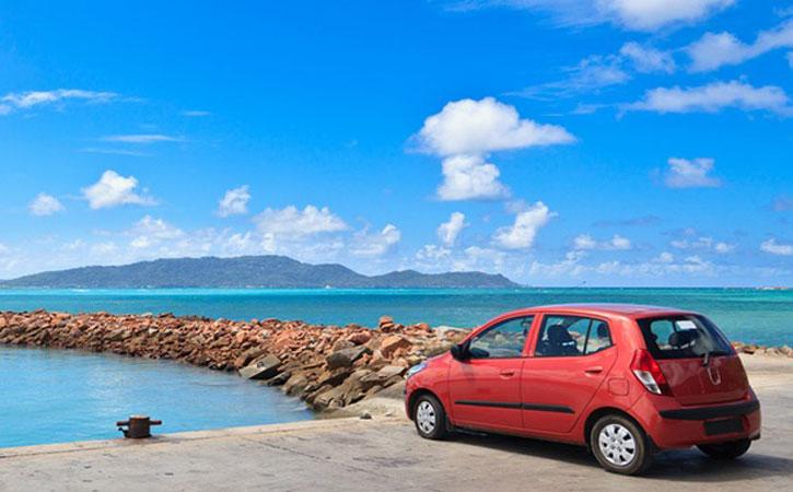 ferry a Ibiza con coche