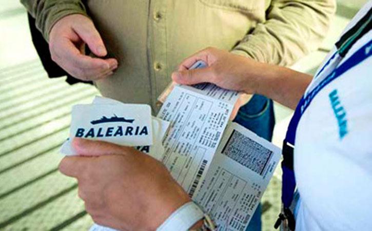 billetes de ferry a Ibiza con coche