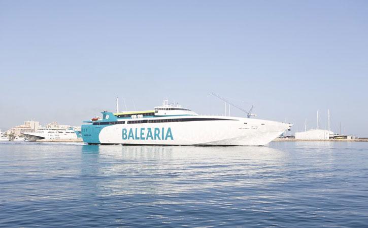 Ferry Alcudia Barcelona