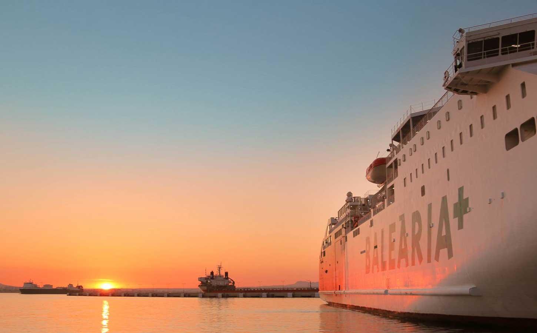 Ferry Ibiza Barcelona