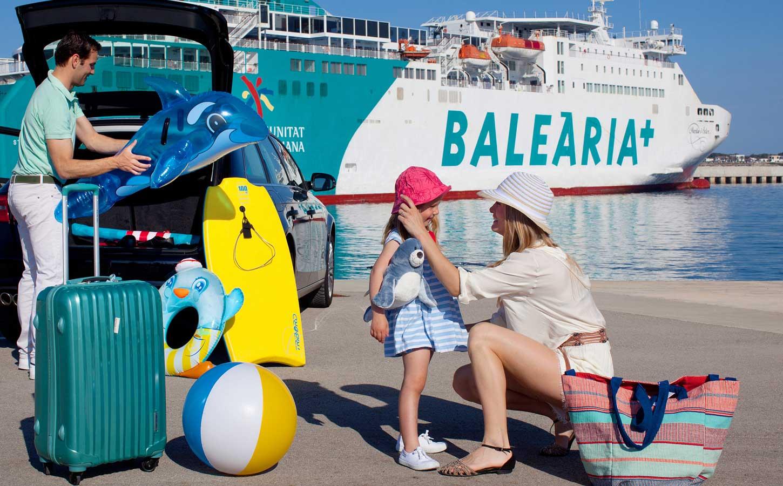 Ferry Ibiza Ofertas