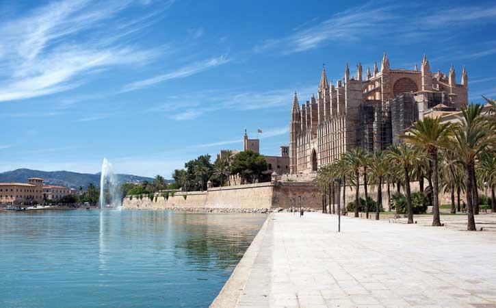 Ferry Ibiza Palma Mallorca