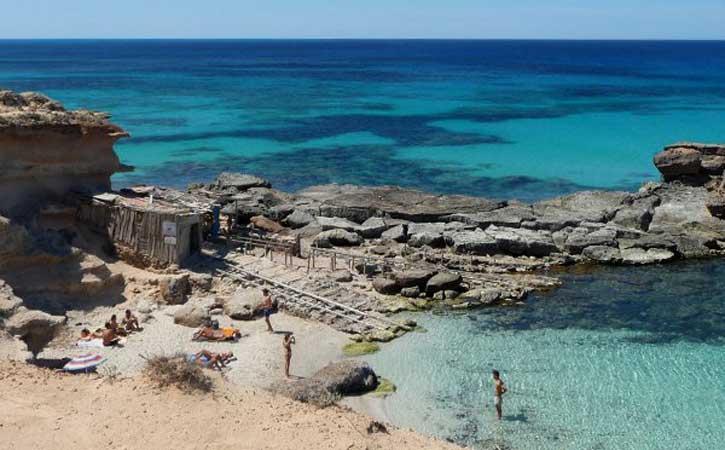 Ferry más hotel Formentera