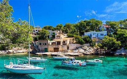 Ferry más hotel Mallorca