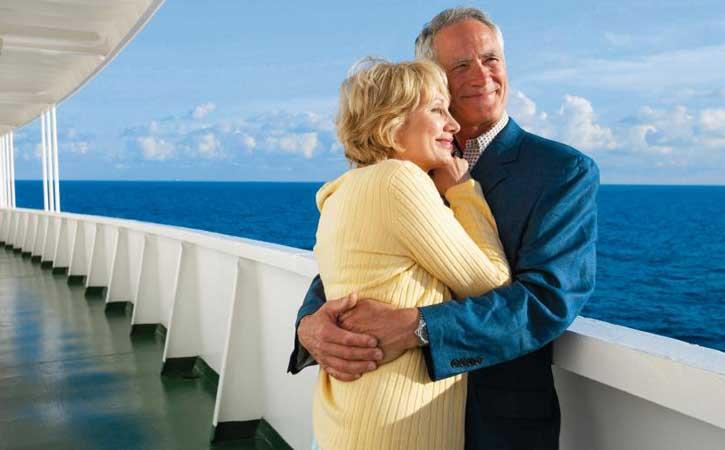 Ferry más hotel en Mallorca para mayores de 55 años