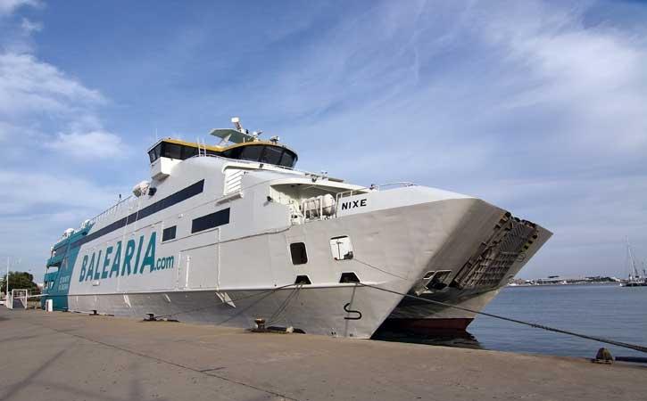 Ferry Menorca Barcelona