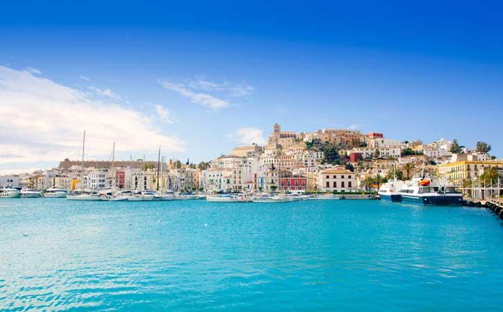 Ferry Palma Mallorca Ibiza horarios
