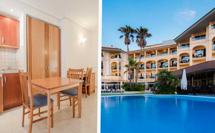 Hotel Apartamentos Blau Parc