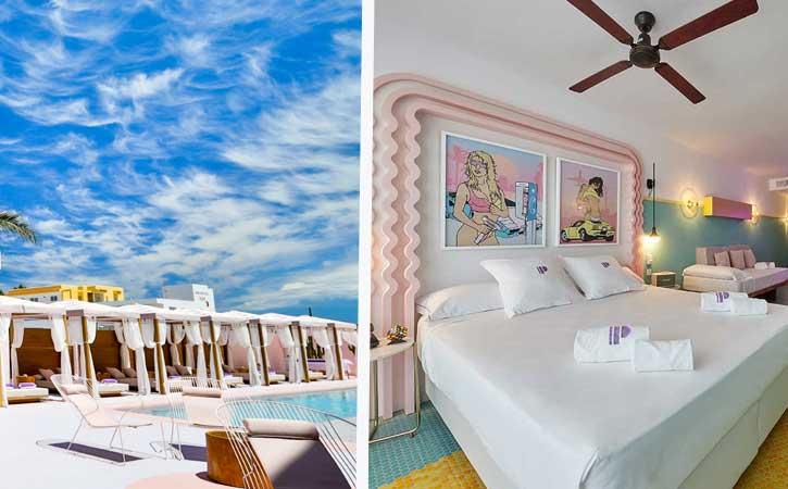 Hotel Paradiso Art Ibiza