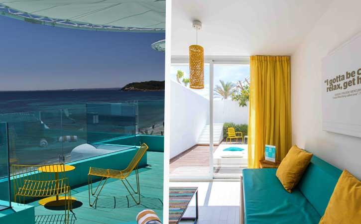 Hotel Santos Suites Ibiza