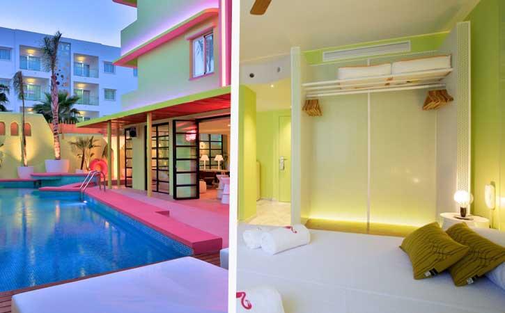 Hotel Tropicana Suites Ibiza