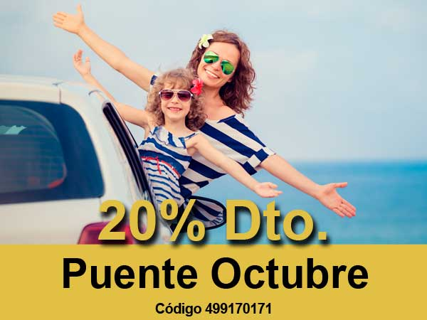 Oferta para las rutas de Balearia Ibiza, Formentera, Mallorca y Menorca de un 20 por ciento de descuento con coche para el puente de Octubre de 2020