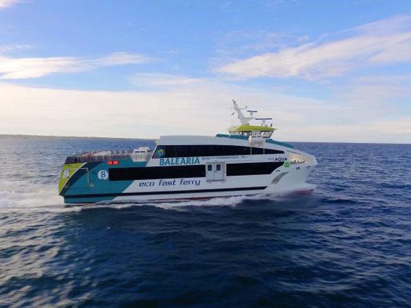 Ofertas en la ruta de ferry Ibiza Formentera