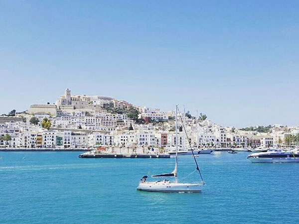 Ofertas en la ruta de ferry Ibiza Mallorca