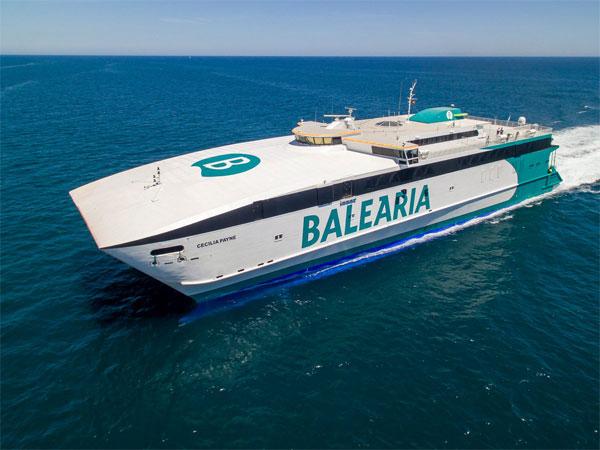Ofertas en la ruta de ferry Mallorca Valencia